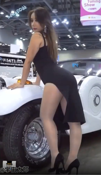 亚洲熟女韩国美女114车模视频,身材火辣韩国熟女少妇性感偷拍视频