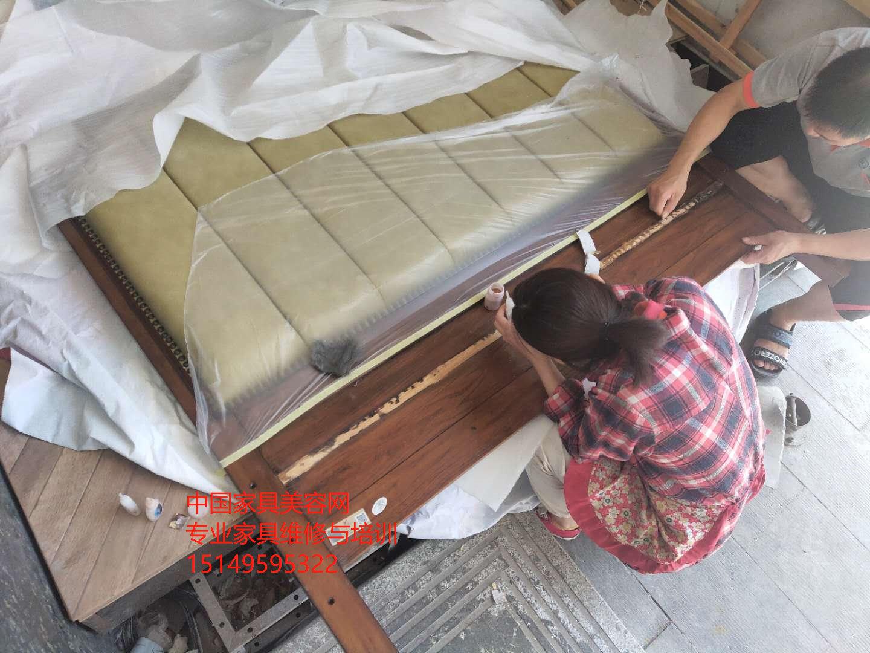家具美容补漆维修色粉的调色方法及理论-家具美容网
