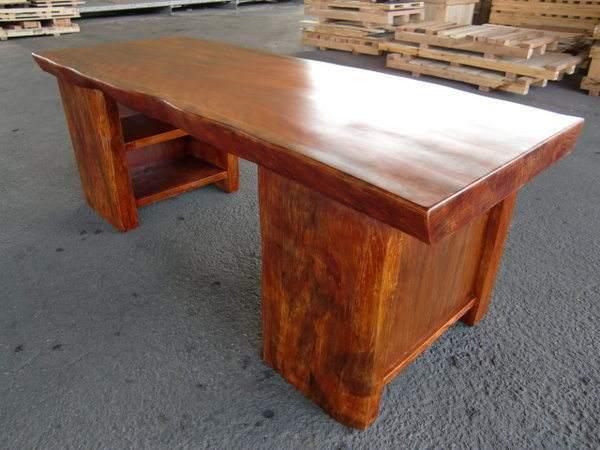 桃花心木家具裂缝后,该怎么修复?