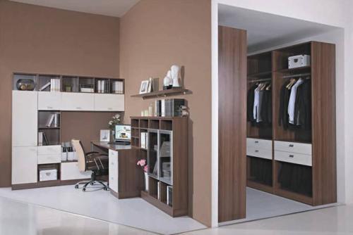 整体橱柜衣柜和全屋定制家具安装的教学视频与培训-家具美容网