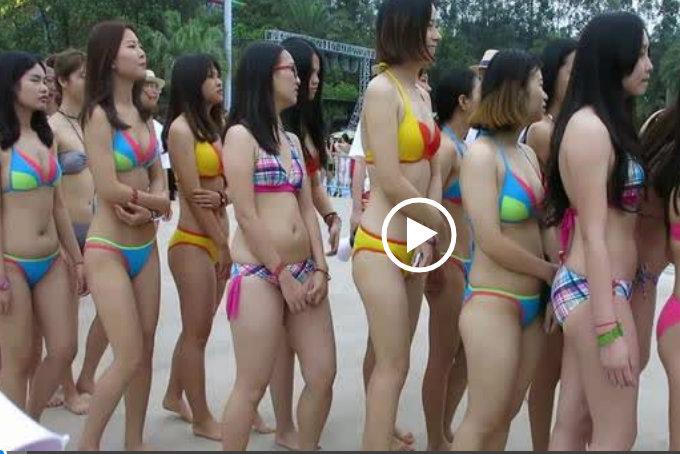 菠萝菠萝蜜内衣国产美女外拍视频在线看