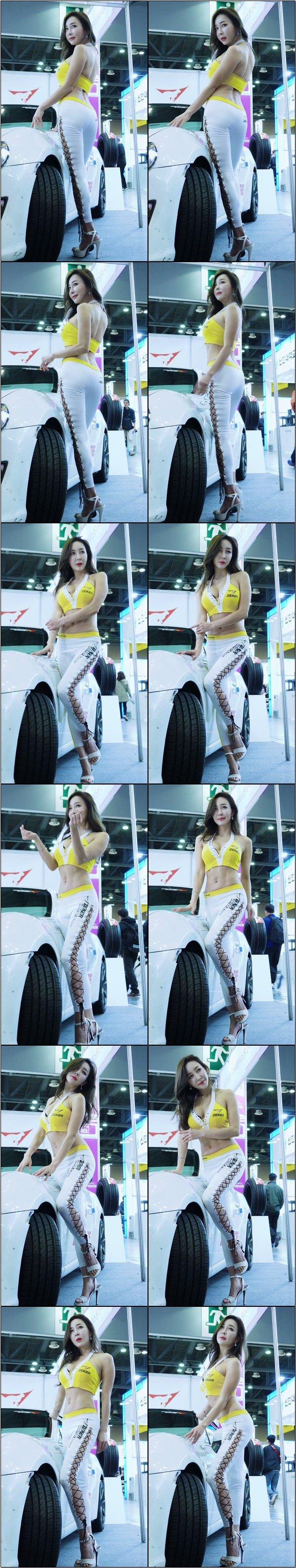 [會展模特] 韓國車展性感模特精選飯拍2020581