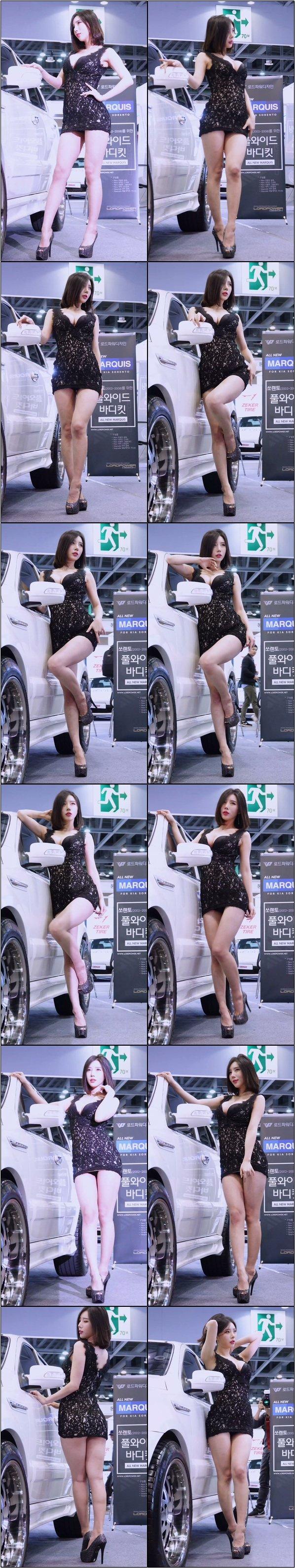 [會展模特] 韓國車展性感模特精選飯拍2020583
