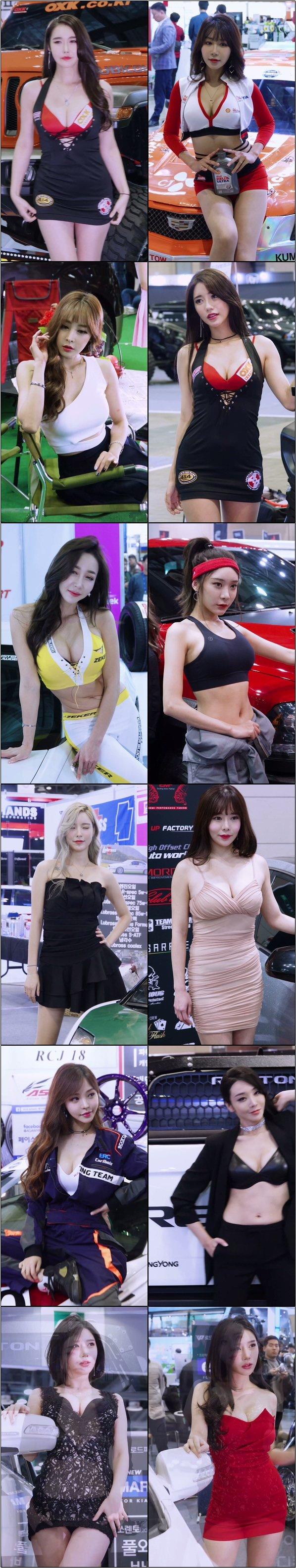 [會展模特] 韓國車展性感模特精選飯拍2020586