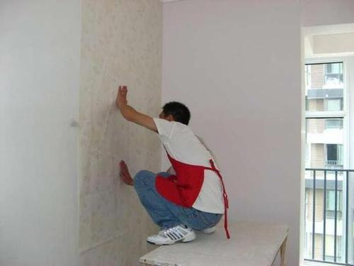 贴墙布上墙鼓泡的原因是?如何快速处理(真实案例)