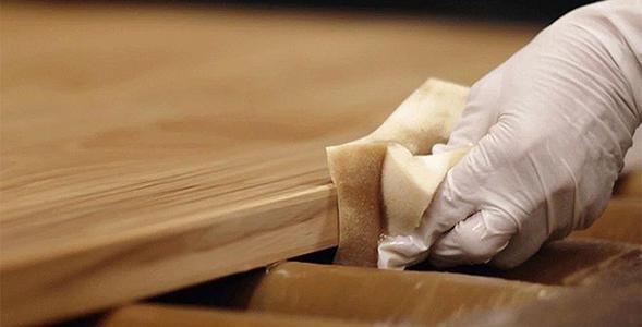 家具维修打磨看上去是最简单的,实际是最重要的-家具美容网