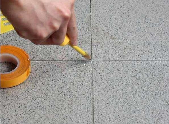 【瓷砖美缝技术】瓷砖美缝剂施工时为什么要压实?-家具美容网