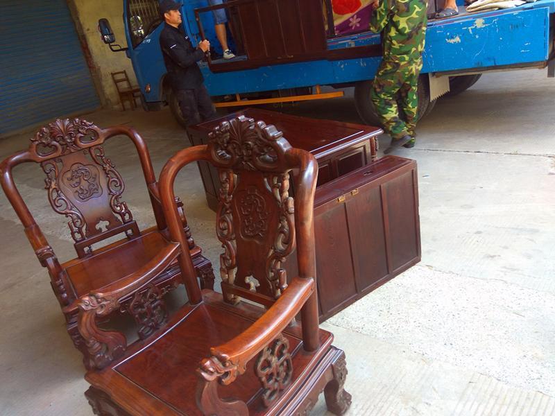 红木家具为什么会开裂?如何科学的预防与修复红木家具?-家具美容网
