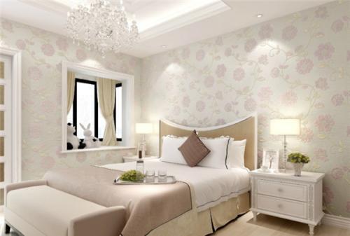 卧室装修贴壁纸需要注意哪些小细节