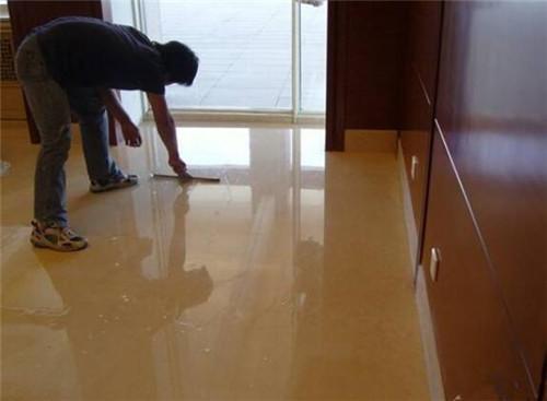 家具美容修复技术2-瓷砖岩板发黄有污渍的处理方法-家具美容网