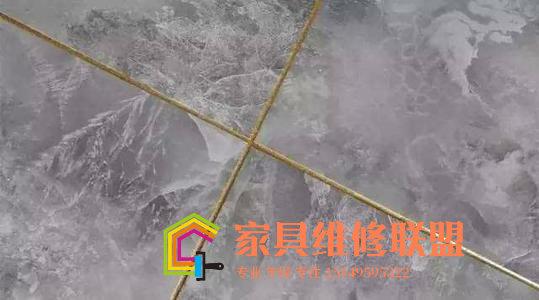 家具美容修复技术-大理石台面焊点污渍清洁修复的小窍门-家具美容网