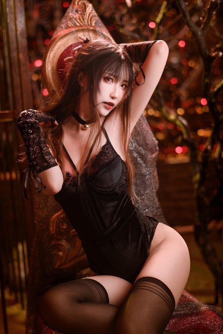 Sakiiii翎柒:cosplay写真4套合集