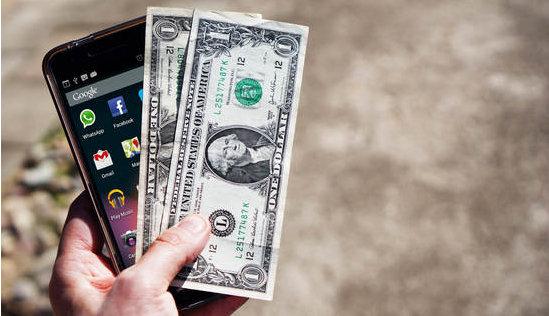 哪个手机赚钱软件赚钱多?趣闲赚APP一天100元! 手机赚钱 第1张