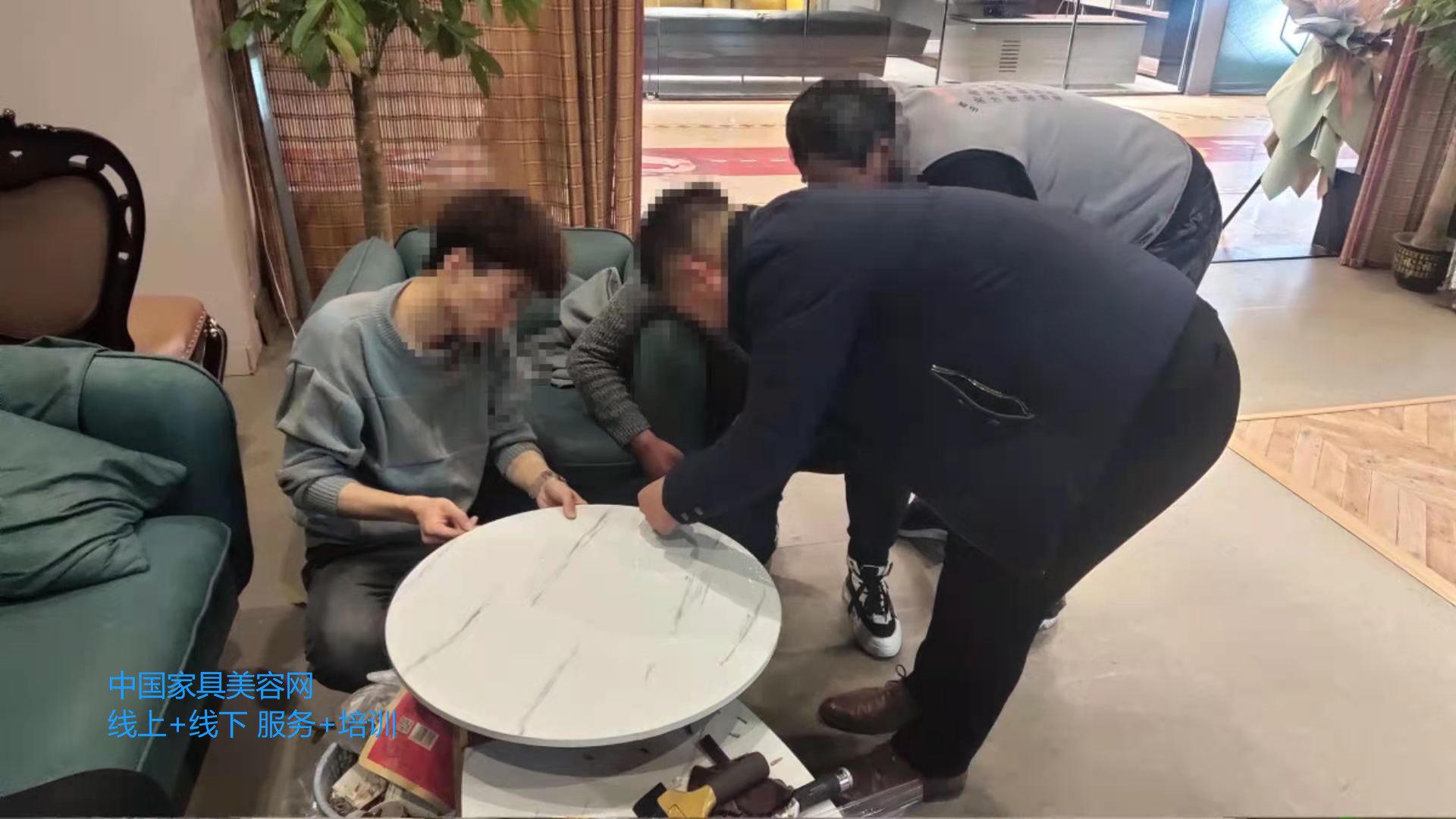 中国家具美容网2021第一期家具贴膜培训班圆满结束-家具美容网