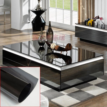 玻璃家居的贴膜方法,这个步骤赶紧收藏起来!-家具美容网