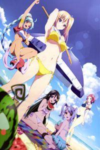 无彩限的怪灵世界OVA