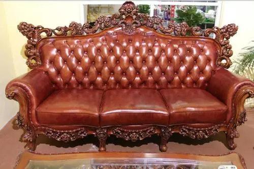 沙发翻新练习皮革调色的一些技巧和注意事项!-家具美容网