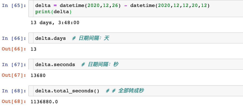 超全整理 | 搞定Python 中的时间转化插图(30)