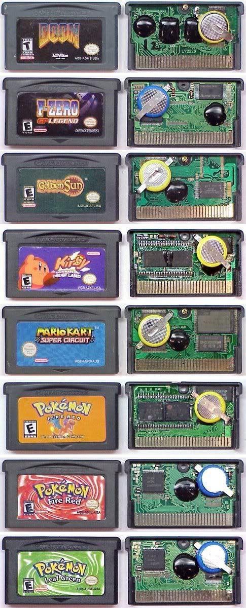 D商(Bootleg)的Decoder+Flash-ROM+SRAM+Battery卡带