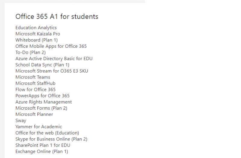 分享两个免费注册OneDrive 5T的网站