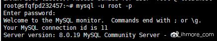 访问MySQL