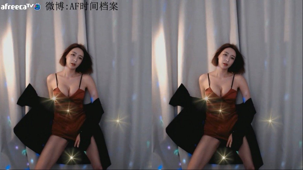 AfreecaTV-다우닝唐宁 200518 一分一秒