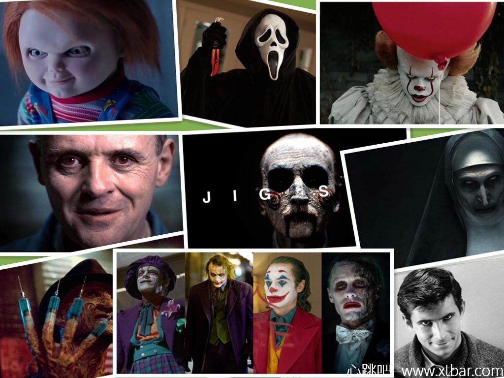 那些让你不寒而栗的恐怖面孔:盘点十大经典欧美恐怖片角色