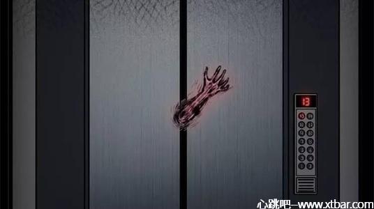 0085j6oIly1gl4ytfe385j30ew08caaa - [心跳吧恐怖故事]:谁按的电梯?
