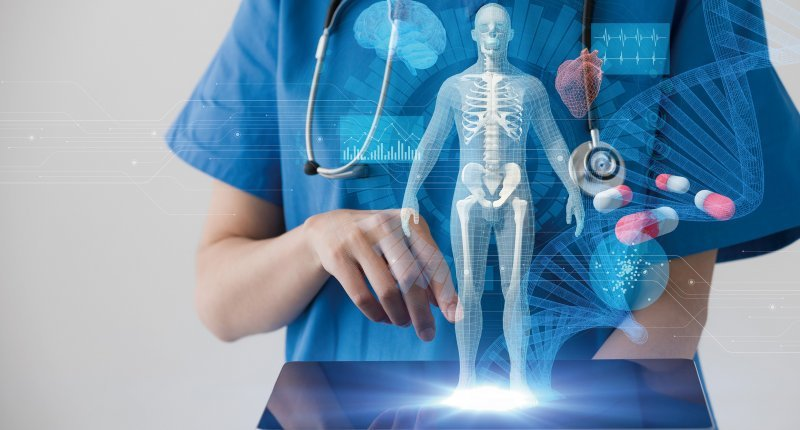未来医疗将利用人工智能对疾病进行早期检测和治疗插图