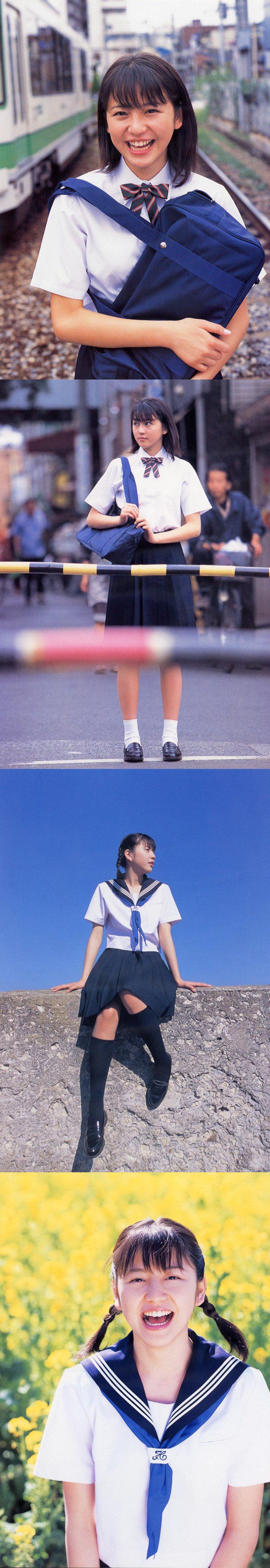 夏日女友 长泽雅美