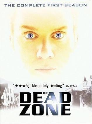 死亡地带第一季的海报