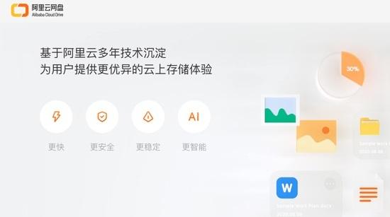 阿里云将推出网盘,非会员下载10MB/s,附内测申请地址 liuliushe.net六六社 第1张