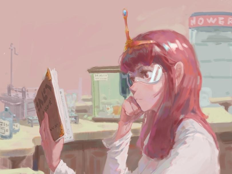 二次元动漫美少女图片大全4@杂图 漫画 热图25