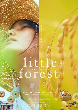 小森林 夏秋篇的海报