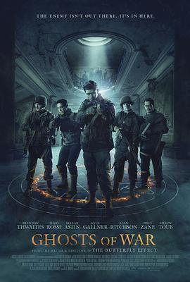 战争幽灵的海报