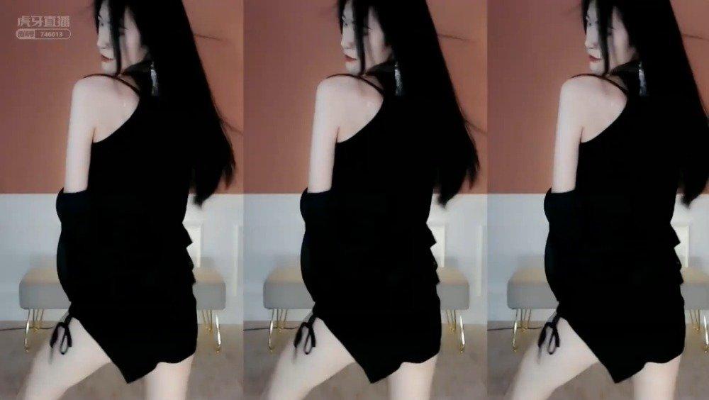 虎牙 仙女橘 热舞视频