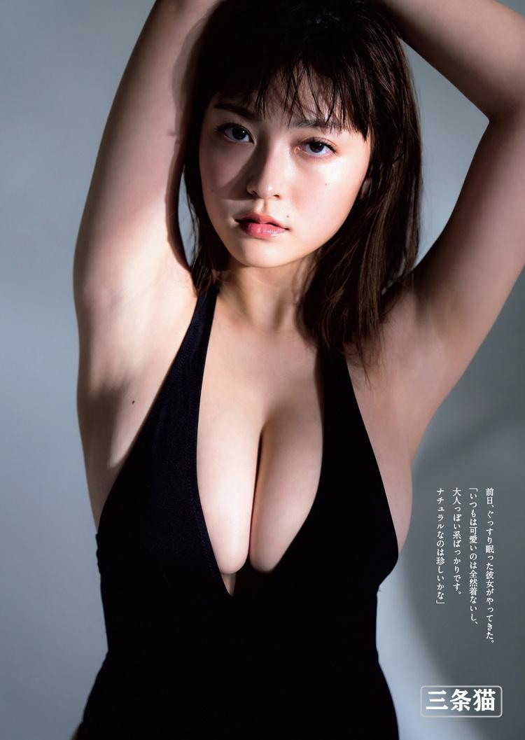 18岁美少女@樱井音乃性感比基尼写真 宅男先生 热图2