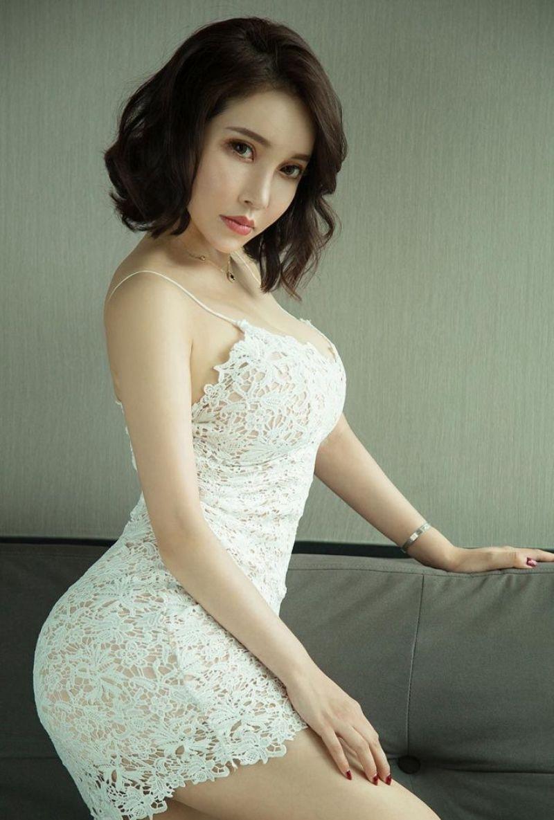 JUY-847纤长细腿水蛇腰高挑美女