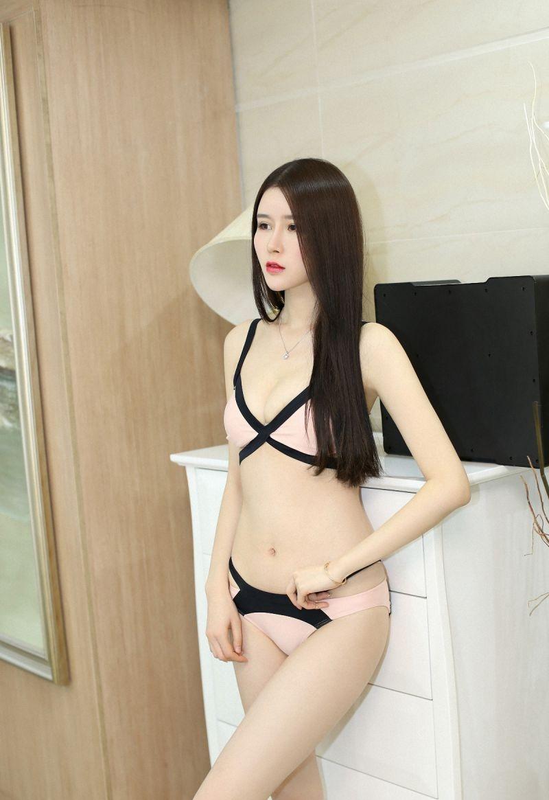 DPMI-037女仆装性感白丝袜美女诱惑