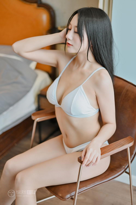 5ONE-040[尤蜜荟]极品气质女神少妇尤美妩媚情趣透视装写真图集
