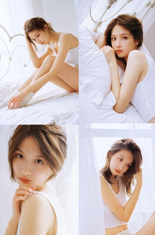 MEYD-103尤果网大胸雪白胸脯性感美女