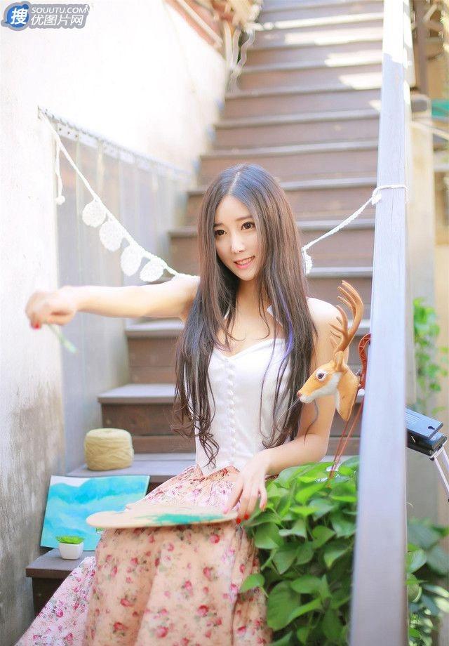 ANX-022美背微露的美女少妇