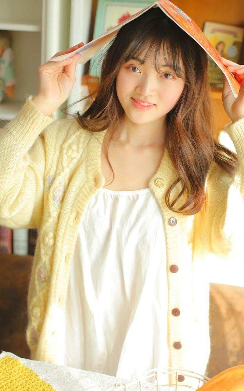 BCDP-005韩国美女紧身黑皮裤写真