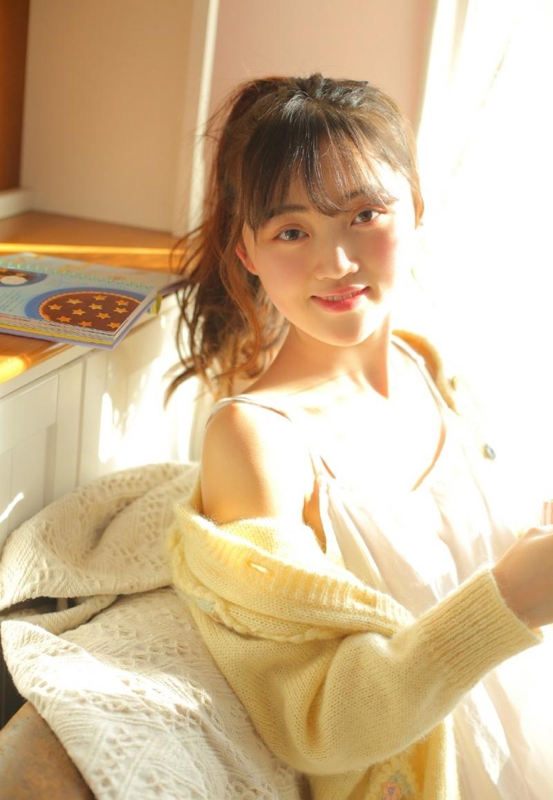 MILD-937牛仔短裤长美腿美女