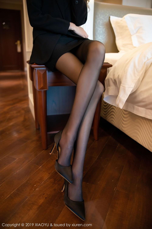 4MIF-008高挑气质韩国美女高跟鞋超短写真