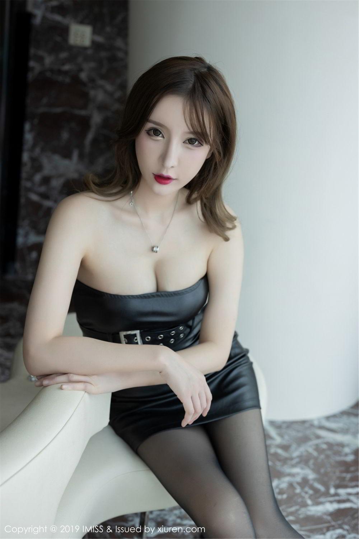 5IPT-598性感高挑内衣美女高跟秀美腿