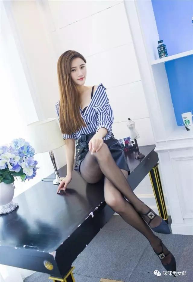 MANE-019蕾丝职业装裙韩国气质美女