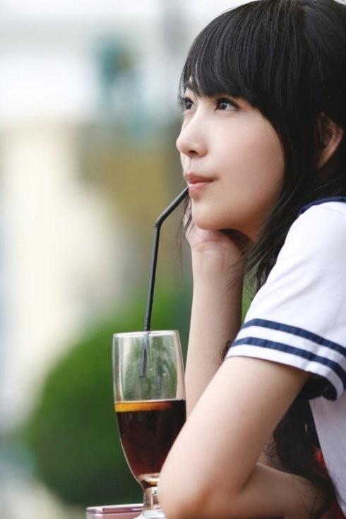 7WANZ-560长腿美女白丝超短低胸写