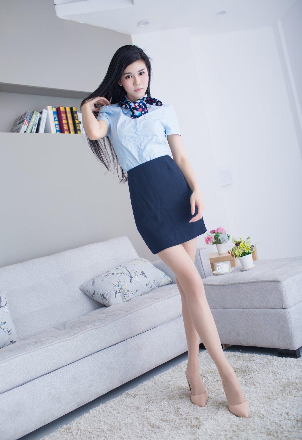 JCN-003超短裙性感圣诞女郎