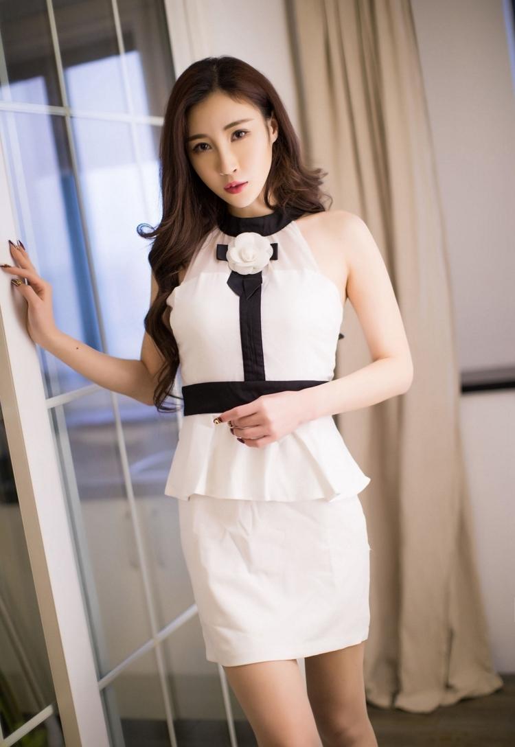 4MIG-650长发美女cosplay游戏角色